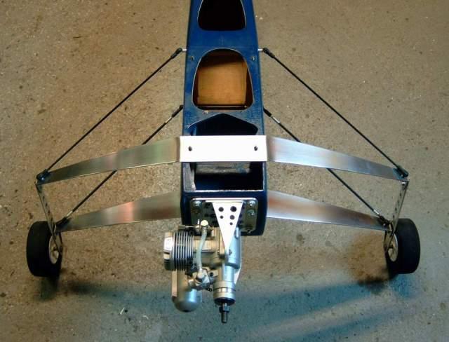 scale autogiro